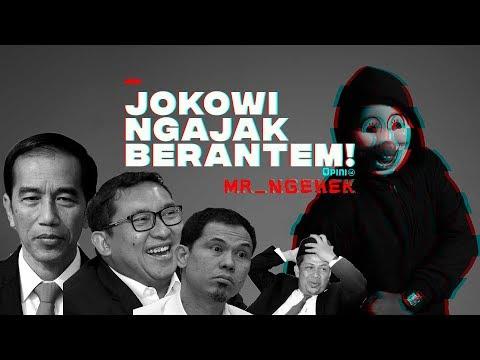 Pelintiran Oposisi Kayak Netijen Baper | MR. NGEHEK