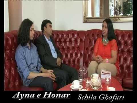Ayna e Honar -with Faiz Karizi 21.06.2013 (Part 2) bySchila Ghafuri