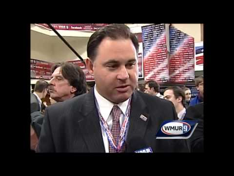 NH Primary Vault: Frank Guinta stumps for Rudy Giuliani in 2008