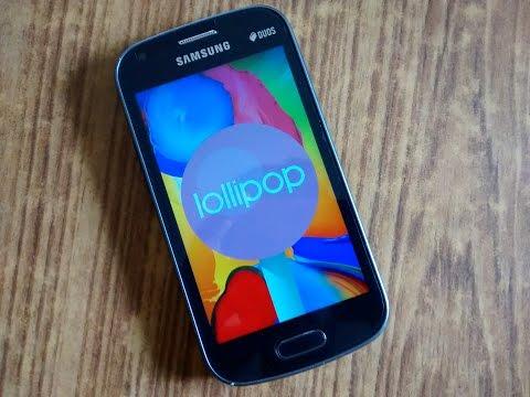 [ROM] [GT-S7580, GT-S7582, GT-S7582L] [Milktea] Lollipop ROM for Samsung Galaxy S Duos 2