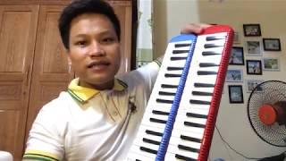 Giới thiệu sản phẩm đàn pianica / kèn Melodica - LH 09.7777.8550