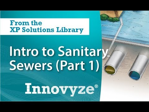 Intro to Sanitary Sewers