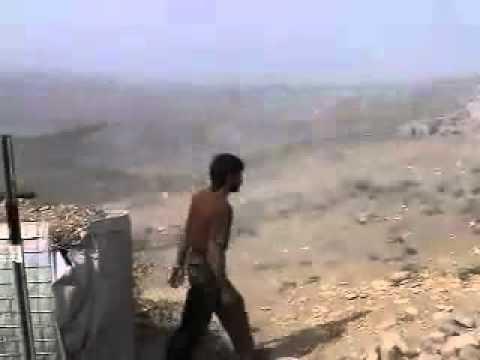 Super guerrier afghan poster