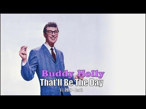 Buddy Holly - Everyday (Karaoke)