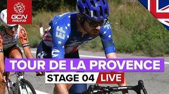 RACE REPLAY: Tour de la Provence 2020 Stage 4 | Avignon - Aix-en-Provence