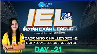 80 Day Study Plan | Reasoning Challenges -2 | C...