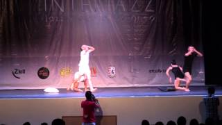 8. BE DANZA – Cuarteto Jazz Contemporáneo (Cali) - Interjazz 2015