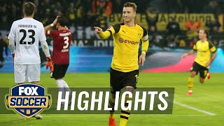 Borussia Dortmund vs. Hannover 96 | 2019 Bundesliga Highlights