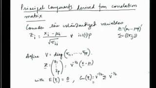 Mod-01 Lec-24 Principal component analysis