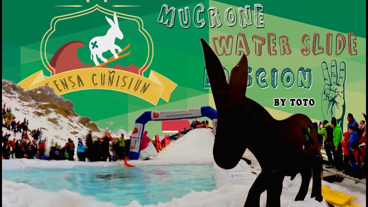 Mucrone Water Slide 2016 - by TOTO - YouTube