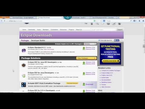 How to Install JAVAFX by RAMESH RAJ