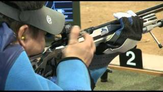 50 Rifle Prone Men Highlights - ISSF World Cup Series 2011, Combined Stage 2, Sydney (AUS)