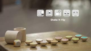 PlanToys | Shake N Flip