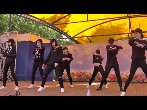 iKON (아이콘) – Bling Bling + G-Dragon - Bullshit + NCT 127 - Cherry Bomb dance cover by CRACKDOWN