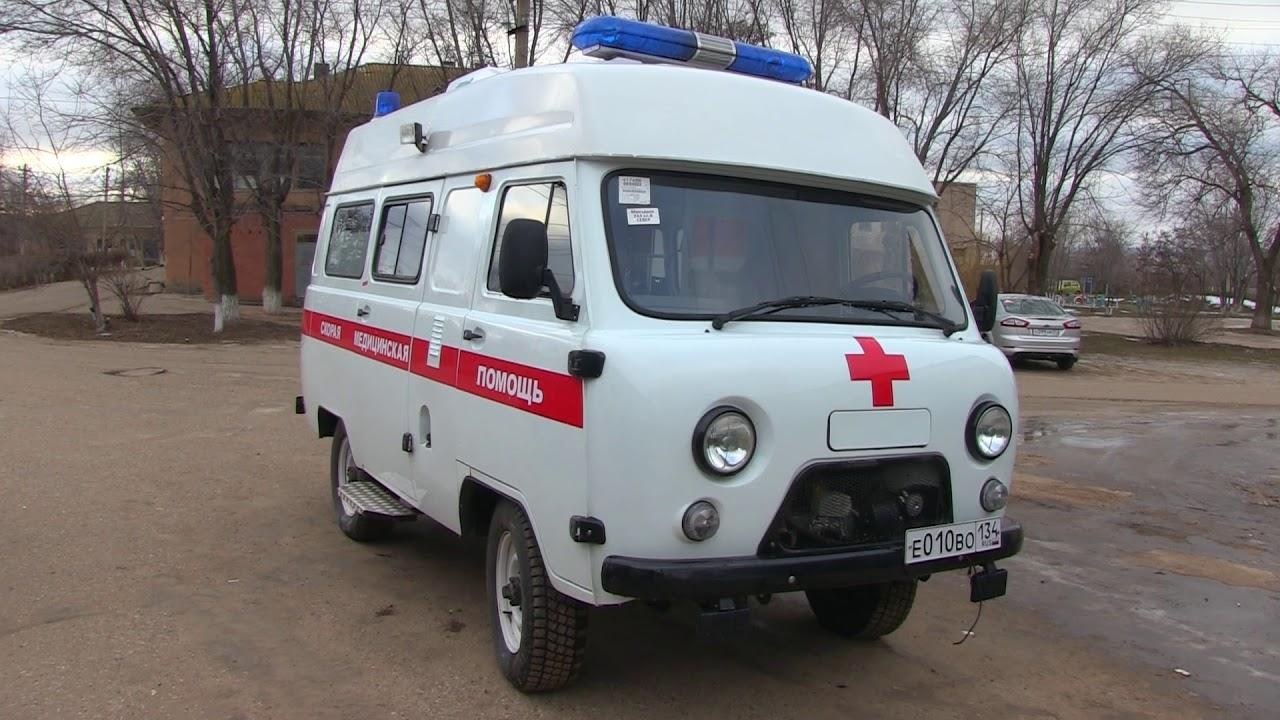 Автопарк Быковской ЦРБ пополнился новым автомобилем класса Б