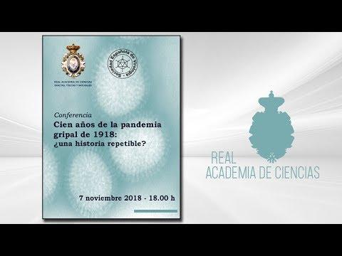 Juan Ortín Montón, 7 de noviembre de 2018.Conferencia organizada por la Real Academia de Ciencias junto con La Sociedad Española de Virología.▶ Suscríbete a nuestro canal de YouTubeRAC: https://www.youtube.com/c/RealAcademiadeCienciasExactasFísicasN