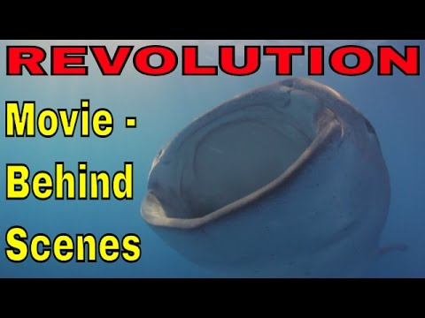 REVOLUTION - The ENVIRONMENTAL Movie - Behind the Scenes - how to start a revolution
