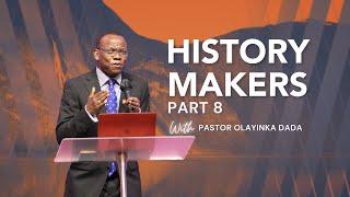 Huldah: Character is Key - Pastor Yinka Dada   History Makers Series  July 4, 2021