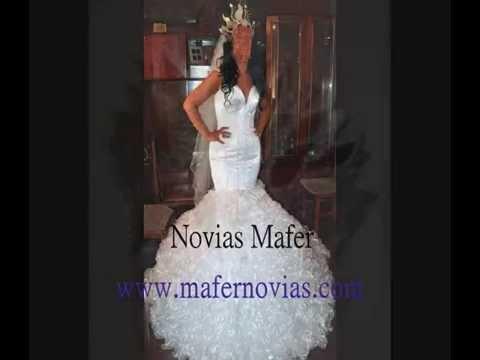 novias mafer, vestidos de novia, batas de novia, vestidos de segunda