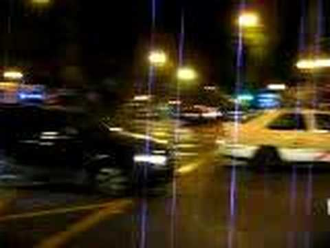 Taxi Strike in Madrid