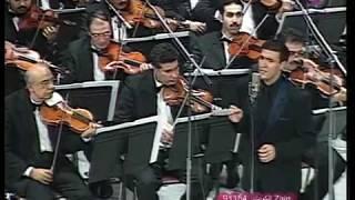 كاظم الساهر - الرحيل   دار الاوبرا المصرية 1998