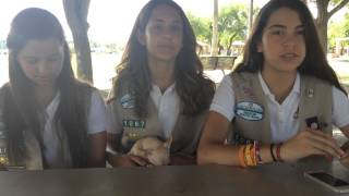 Girl Scouts help Brownsville SPCA
