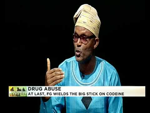 Journalists' hangout 3rd May 2018 | FG bans Import and Production of Codeine Syrups