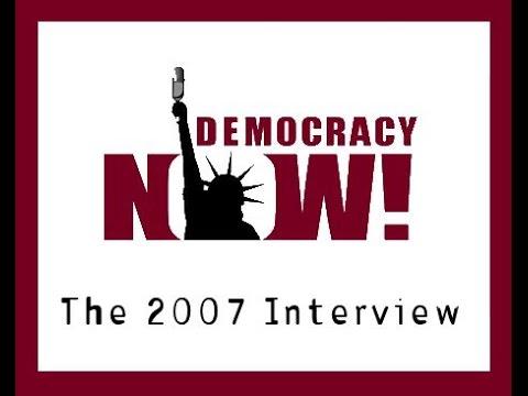 General Wesley Clark speaks to Democracy Now! (March 2, 2007)