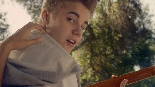 JUSTIN BIEBER'S GIRLFRIEND - OFFICIAL FRAGRANCE COMMERCIAL(, 2012-11-25T04:55:16.000Z)