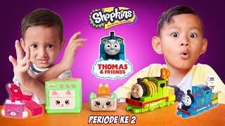 Berburu Mainan Thomas And Friends Di Mc Donalds Hadiah Happy Meal Terbaru | Mc Donalds Toys 2019