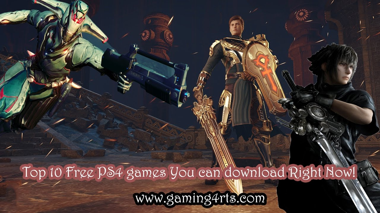 Top 10 Free Ps4 Games Free To Play You Can Download Right