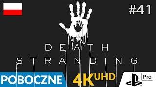 Death Stranding PL  #41 (odc.41)  Zakończenie - inne decyzje + wiadomości i sekret / ciekawostki