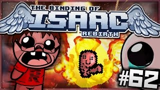 The Binding of Isaac: Rebirth - Chance of Redemption! (Episode 62)