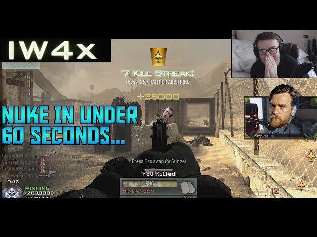 iw4x video, iw4x clip