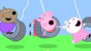 Peppa Pig Official Channel | Peppa Pig's perfect Day at the Playground