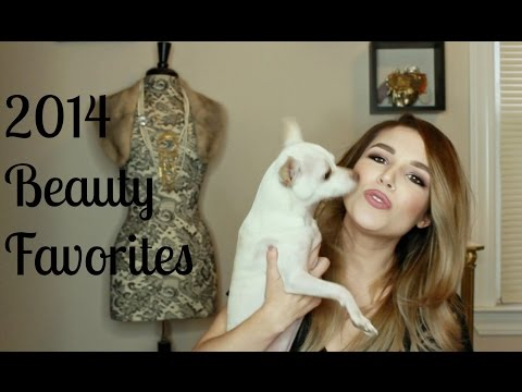 Best of Beauty 2014 Yearly Favorites | Makeup | Hair | Skin
