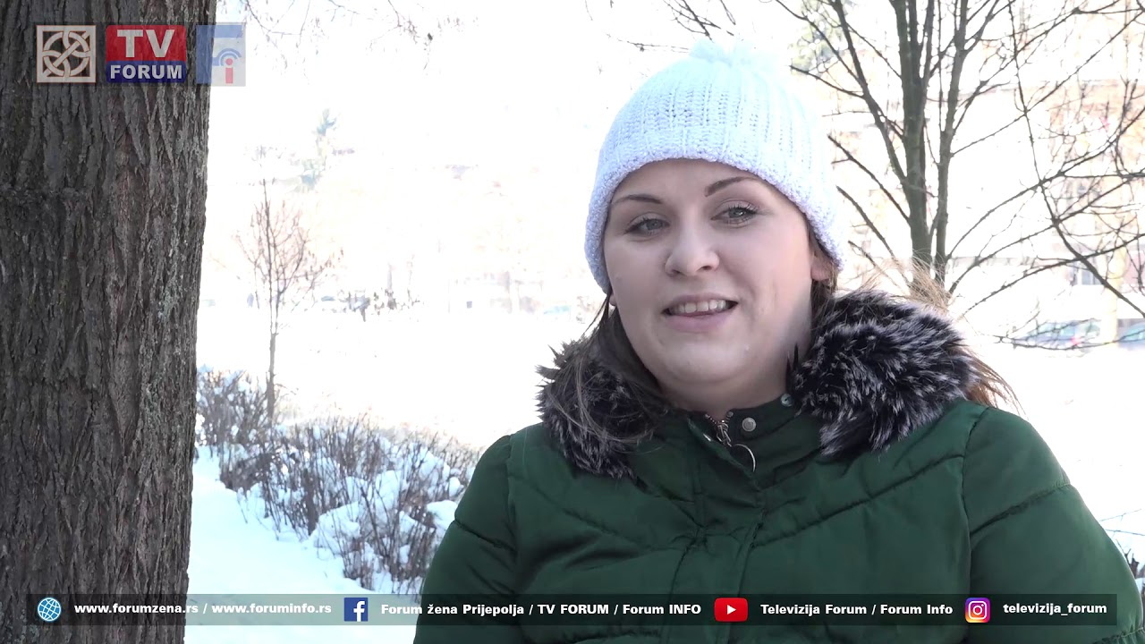 Grof i Mladena spasili dve osobe od pasa lutalica - YouTube