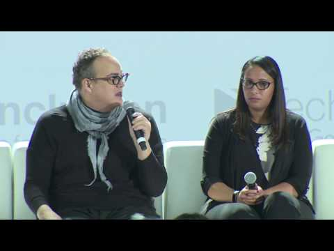 Women Tech Leaders Panel | Tech Inclusion SF 2016
