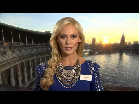 FINLAND, Krista Haapalainen - Contestant Profile : Miss World 2014