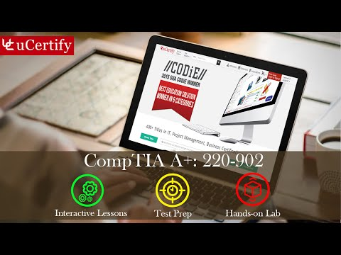 CompTIA A+ 220-902 Complete (Course & Labs)
