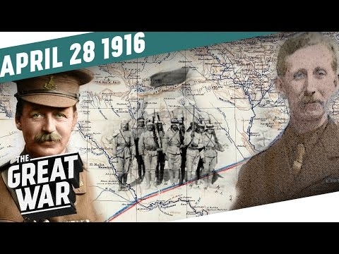 Dividing Up The Middle East - The Sykes-Picot Agreement I THE GREAT WAR Week 92