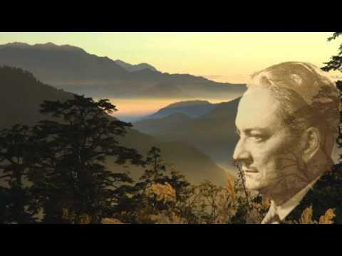 Manly P. Hall - I Beg to Differ with the Darwinian Theory