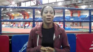 Sanya Richards-Ross Millrose 2012