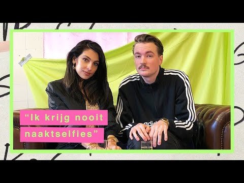 BRAM KRIKKE legt uit hoe je moet tongzoenen - Gossip s4e6 - Anna Nooshin