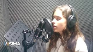 Retrograde by James Blake - cover by Dora Postigo Salvatore - 13 years old