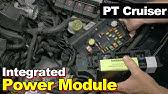 Chrysler Pt Cruiser 2001 2005 Fuse Box Diagrams Youtube