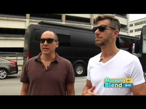 Behind the Scenes with 311