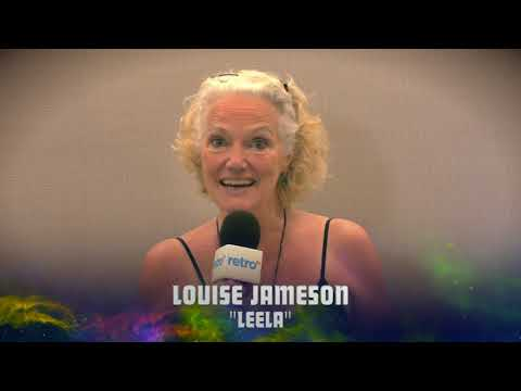 Doctor Who on Retro TV  Louise Jameson