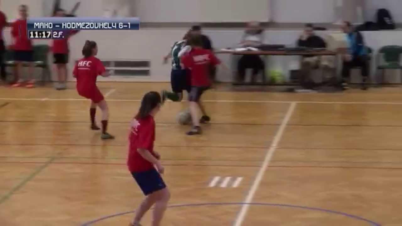 II.Givaudan-kupa: Női bemutató mérkőzés HD