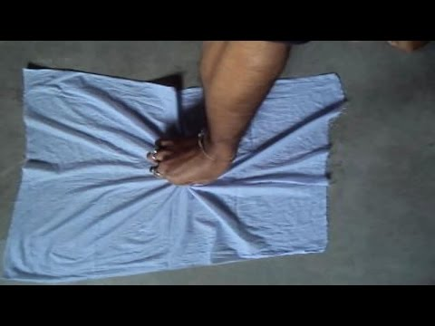 How To Tie-Dye Clothes: Basic Spiral Or Swirling Pattern Tutorial